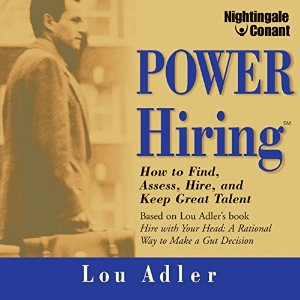 有聲書: Power Hiring