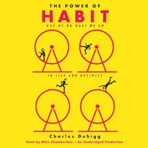 有聲書: The Power of Habit