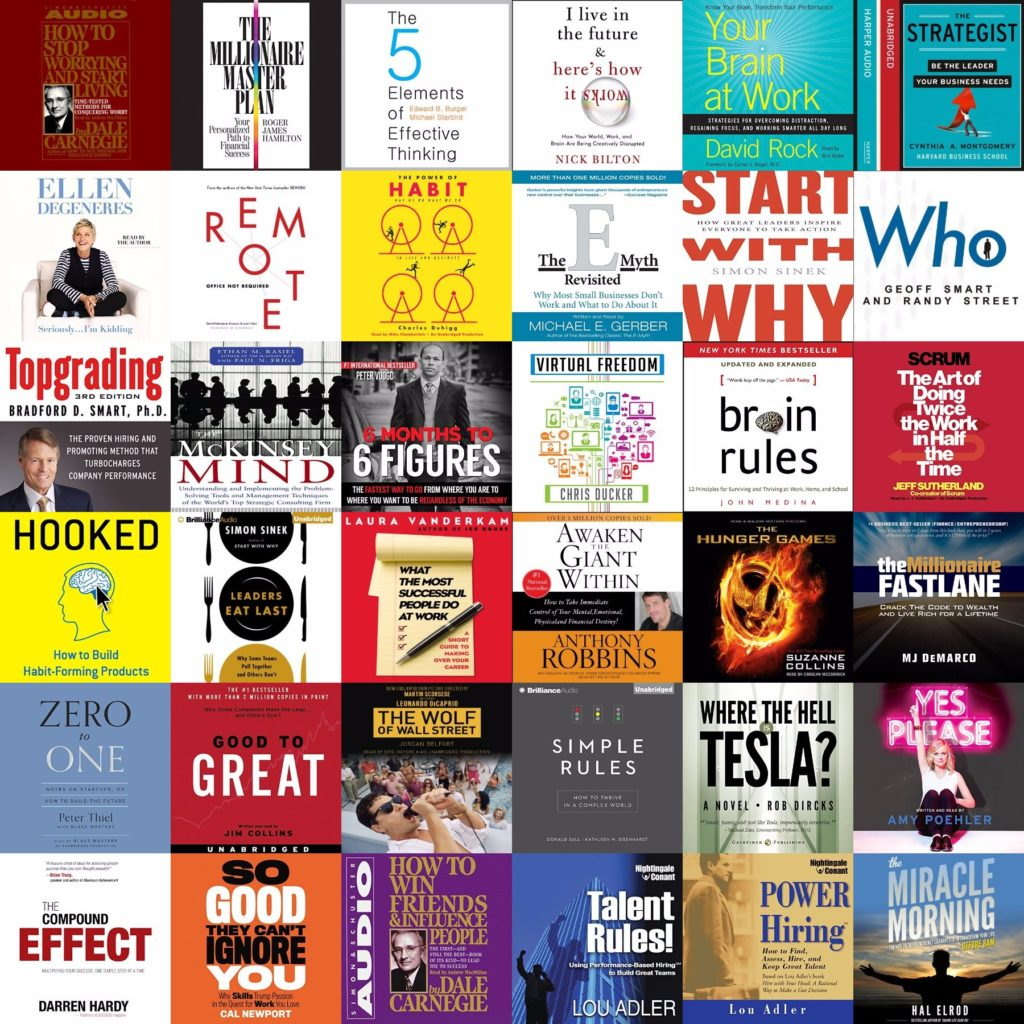 audio books I listened in 2015